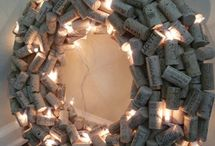 SAVE those wine corks/bottles / Crafting with wine corks and bottles / by Amy Rose