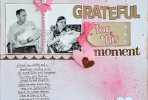 Scrapbook Pages - Baby / by twinsonboard