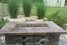 Outdoor firepits / by Kenny Holz