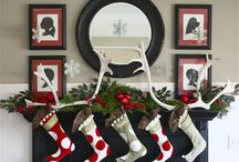 Holiday decorations / by Carrie Stutzman