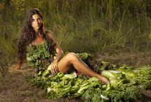 Lettuce Dress / by Kristina Carrillo-Bucaram