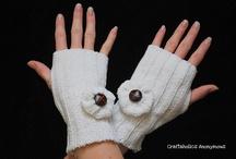 Handschoenen - Gloves / by Carina Marcon / Cap'a di Carina