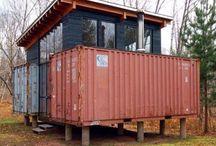 cabin shack / by Shawn