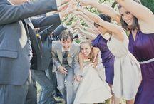 My Dream Wedding / Mettez-y vos idées les filles! :-)  / by Carole Polus