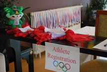 Winter Olympic class party / by Jaime Maring