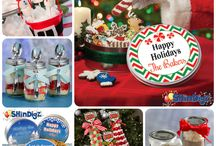 DIY Christmas Gift Ideas / Plenty of DIY Christmas gift ideas from Shindigz and around the web! / by Shindigz