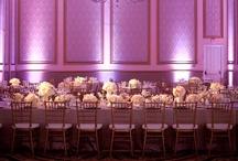 Reception lighting / by Dalene Watkins