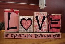 Hearts and Valentine Stuff <3 / by Melissa Thacker