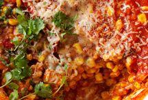 casserole recipes / by Joanna