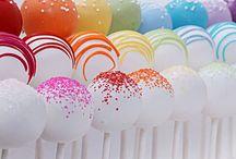 Cake Pops / by CallMeCrissy (Christina Willis)