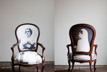 Sitting around / by Jessica Carlisle