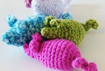 Pets crochet / by Alfalfa Accesorios