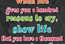 sayings / by Rhonda Smith