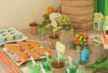 Party Ideas / by Melissa Meek-Nelson