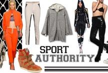 -Sport Authority- / by Atrium