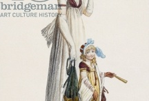 Fashion Plates - Unidentified / by Regency Quill