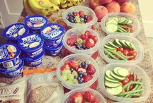 Lunches! / by Kristen Hardin