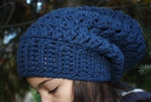 Crochet beanie / by Selena Snow