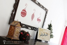 It's beginning to look a lot like Christmas  / by Senaida Garcia