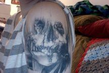 Tattoos  / by Allison Lantz