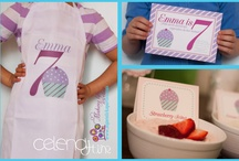 Cupcake Decorating Party / by Ivona Sugarsticks Parties