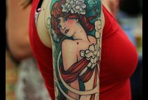 Tats I really like! / by Patricia North-Lewis
