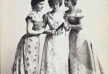 19th Century Fashion / by Anna ~