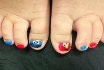 Nails Nails Nails / by Yen Nguyen
