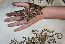 Henna / Henna Design / by Megan Skarberg