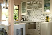 kitchens / by Lisa H