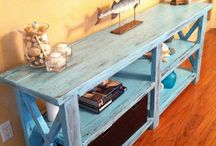 diy furniture / by Megan @ homemadeginger.com