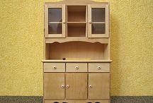 Dollhouse furniture ideas / by Stephanie Avery