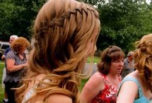 Prom Hair / by Molly Hinson