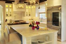 kitchens / by Ali Henrie