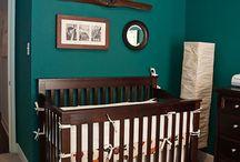 nursery ideas / by Tiffany Benage