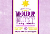 Tangled Party / by One Swell Studio - Cara McGrady