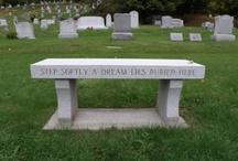 Graveyards & Memorials / by Lori Hinz Sinn