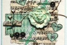 Card Ideas / by Betty Dessertdaredevil