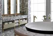 Bathrooms / by Studio Annetta