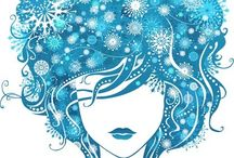 winter/christmas time! / by Christina Clabby