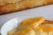 potatoes / by Lorraine Carlson Wahlund