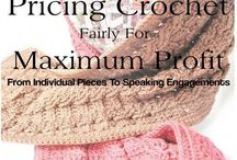 pricing your crochet fairly / by Sharla Horner