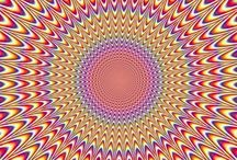 Optical illusion / by Donna Mammele