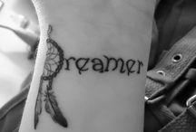 Tattoos / by Rebecca Romine