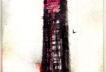 The Dark Tower / by Lu Solamente