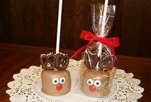 Christmas Treats / Edible treats / by Sandra Penner