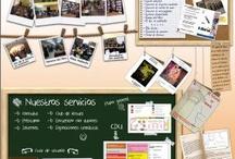 Carteles BECREA Secundaria / by RedBECREAMálaga