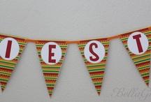 Cinco de Mayo Party ideas / by BellaGrey Designs