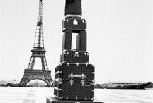 Vintage Luggage / by Olivier van Schaik