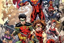 Super Heros / by Nick Shiner